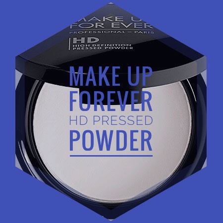 MAKE UP FOREVER HD Pressed Powder | No other powder has been able to make my pores look as invisible as this one.  I am in love with MUFE's Pressed Powder! My makes my skin look extremely smooth + never lets my under eye area crease.