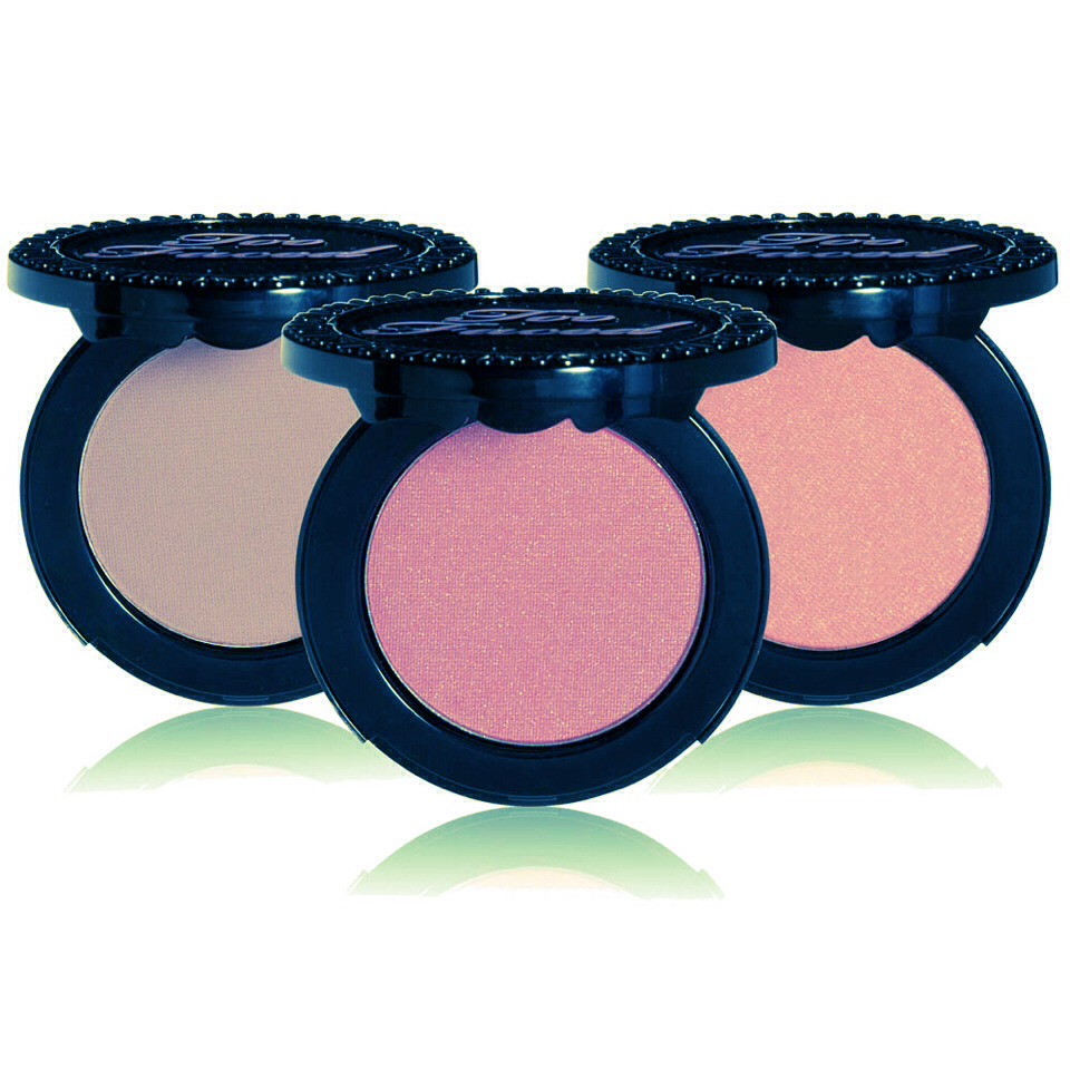 You will need your favorite blush