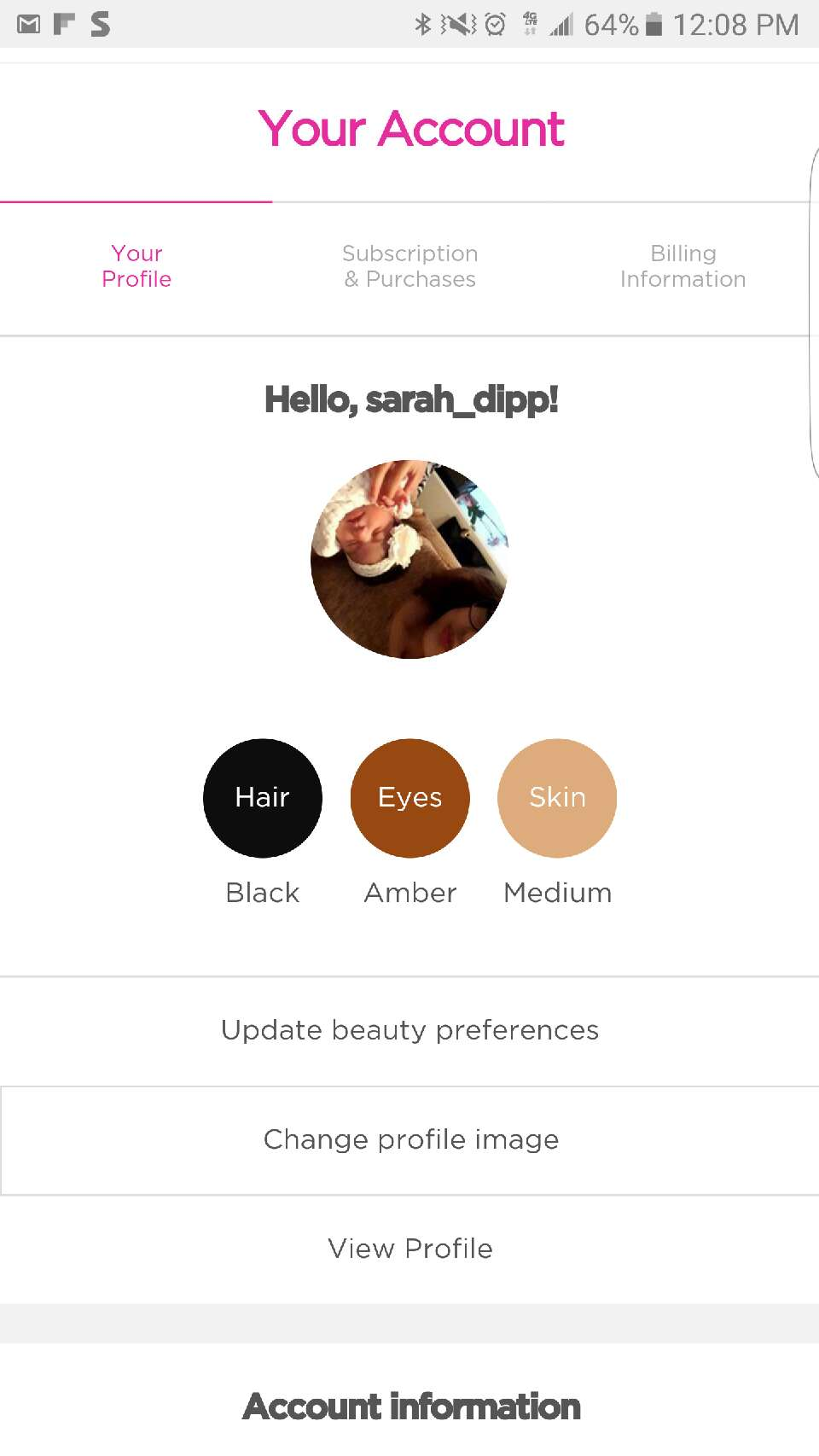 When you join Ipsy, for a little over $10/month you get to try great makeup brands all set to the what you like on your profile! Be sure to use my referral code! https: //www.ipsy.com/new?cid=ppage_ref&sid=link&refer=101b5k thanks!