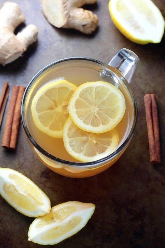 Healing Ginger Tea RecipeHere