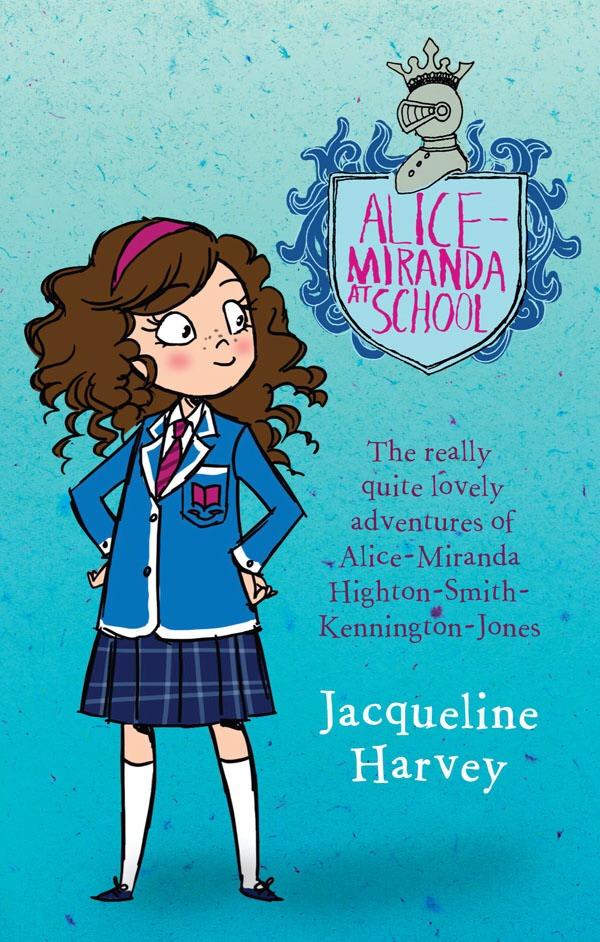 Alice Miranda series!