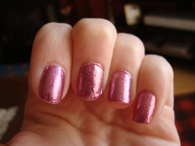 26. If the air is humid, wait extra long for your nails to dry.