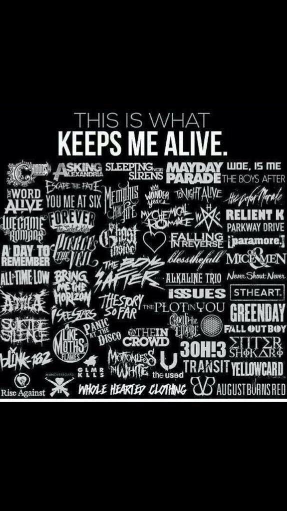 I love love love bands a lot they saved me💕