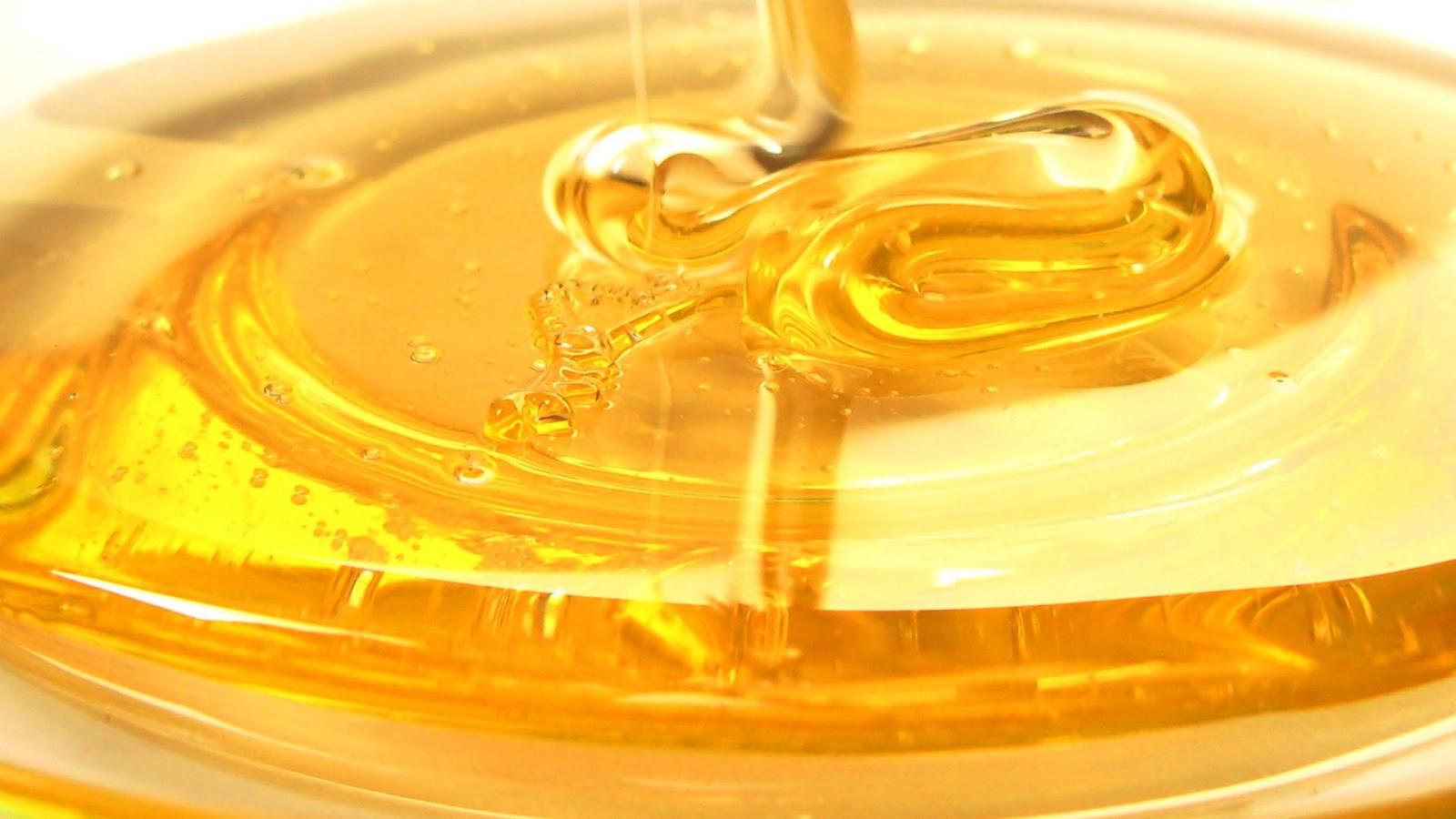 mix with one tea spoon honey