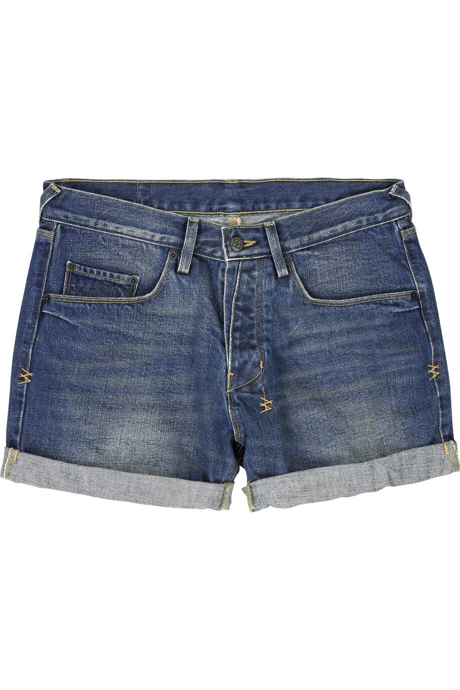 Or denim shorts. Don't go to short on the shorts tho. You won't look like a tomboyish skater you will look like a common white girl😂