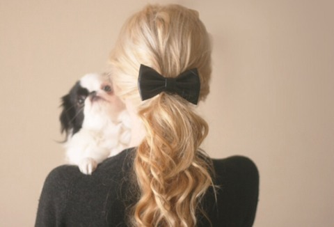 Here are some adorable ways you can wear these bows👉