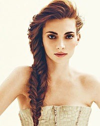 The Fish Tail Side Braid ❤️
