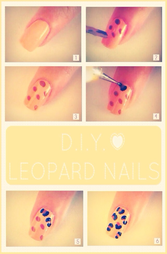 Everybody loves leopard . So here's a simple trick!