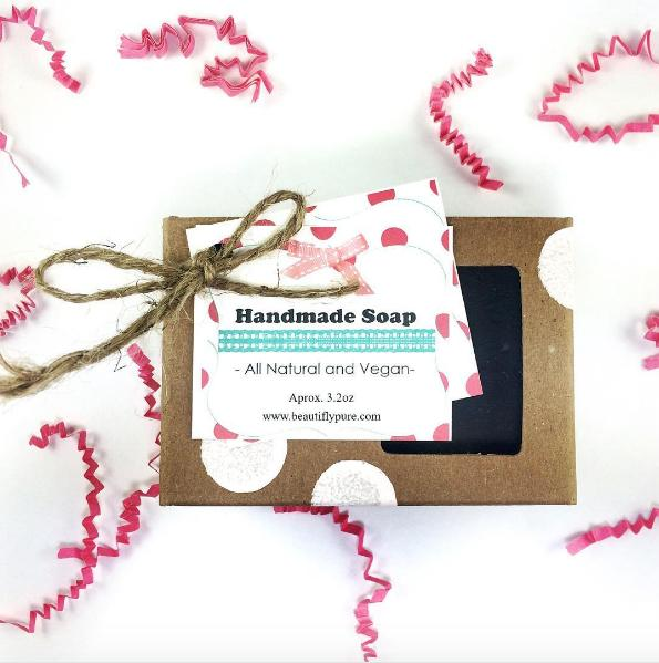 The best part is that this soap smells amazing!!! We created a blend of Essential Oils including: Geranium, Lavender, Lemon, and Grapefruit, which gives this soap a light yet beautiful scent.
