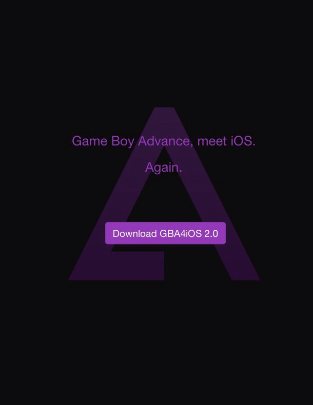 Go to - gba4iosapp.com