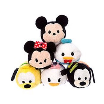 Tsum Tsums are cute, collectable and you can get one of most famous Disney characters