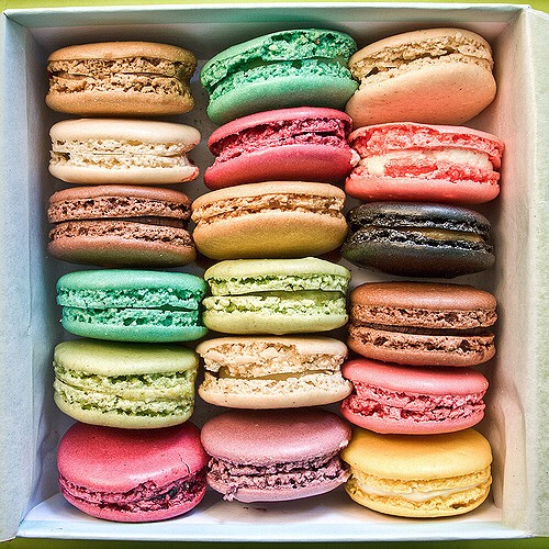 Macarons are the best dessert😍
