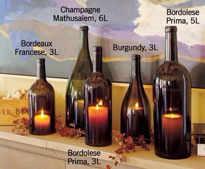 Some ideas you can do with cut bottles.. 😊