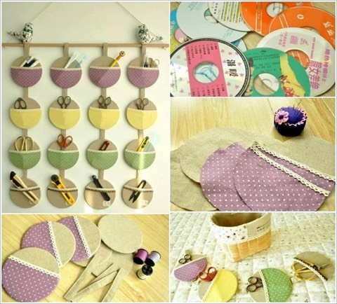 4. Craft an Organizer