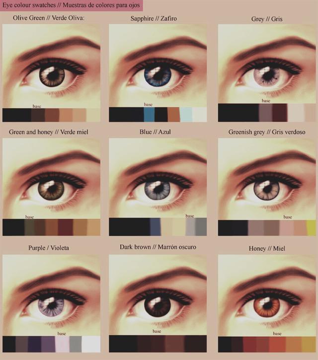 Lighten Your Eye Color Naturally