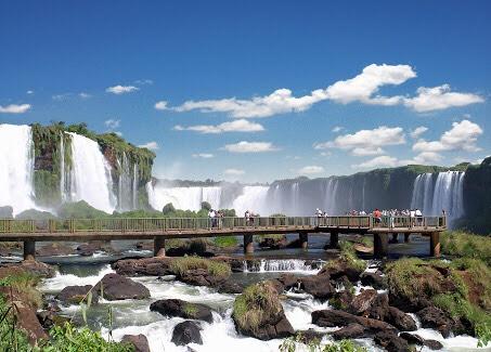 Foz do Iguaçu 💙