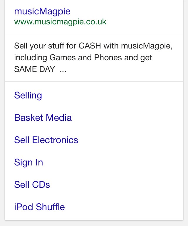 music magpie is an amazing way to get cheap CDs, DVDs, games and now books. The cheaper products on here are the used ones (obvs) but are great quality. I get most my CDs on here for less than £5.