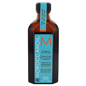 This makes your hair soft and shiny and it makes it smell amazing! It also helps tame flyaways