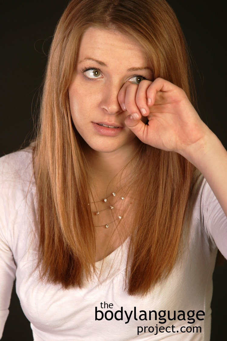 Rubbing your eyes. The skin around your eyes is not as tough as the rest of your body. It can cause inflammation.