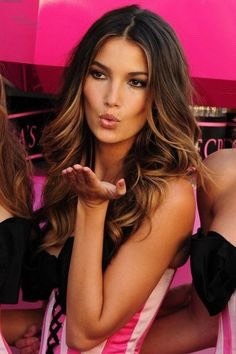 The Victorias secret hairstyle that no one can achieve