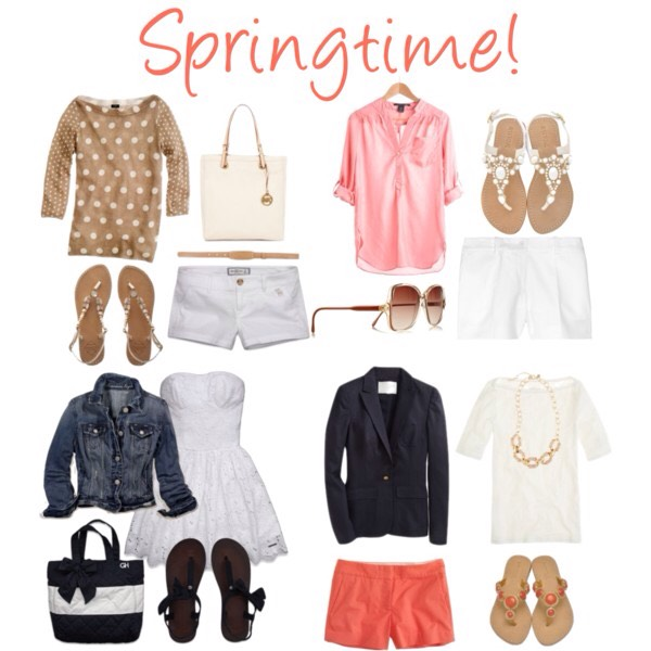1-14 or 15 are spring clothes
