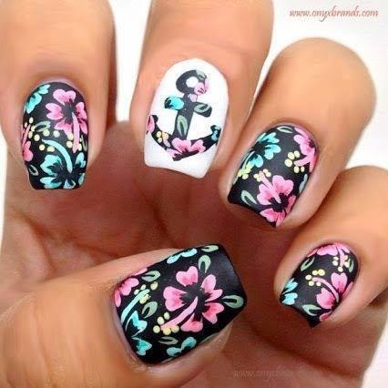 Floral print which looks really cute