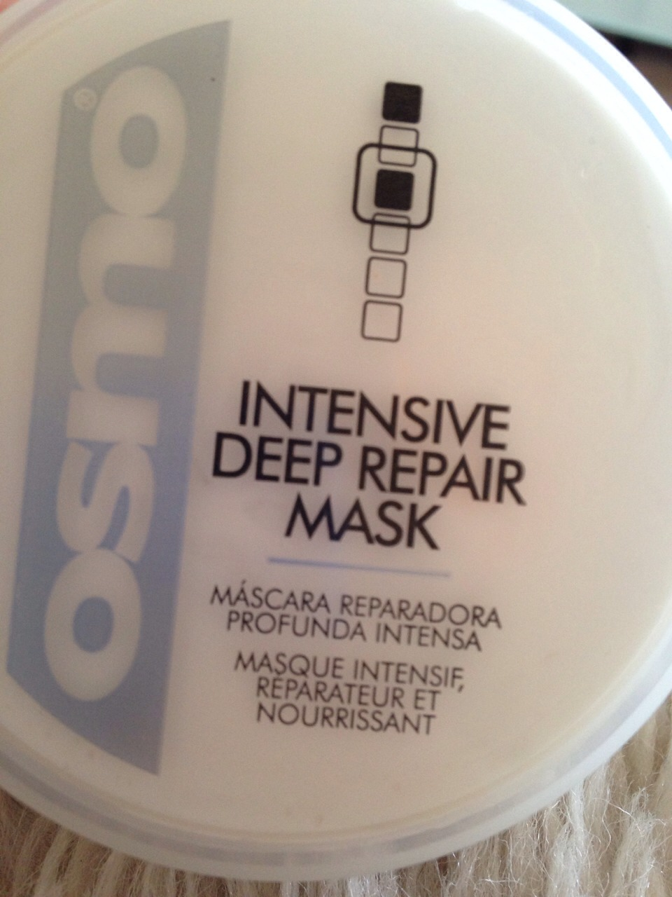 Hair mask is good for damages hair and to strengthen hair.  shampoo hair like normal then towel dry hair and apply the mask to the towel dried hair and apply heat to the hair for 5 minutes allowing the cuticle to obsorbe the conditioner