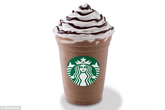 Java chip frapuccino