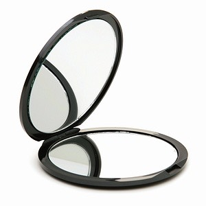 A mirror, for when touching up makeup!