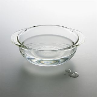 Fill your bowl with 2 cups of water preferably warm!