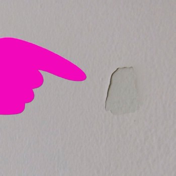 12. Repair Walls    Okay,so you can't use it like nails but you can repair small holes in the wall with toothpaste.Just use it like spackle by spreading it over the damaged area and then sanding it down a bit whenever it dries. If you need to repaint the walls, you can paint directly over toothpaste