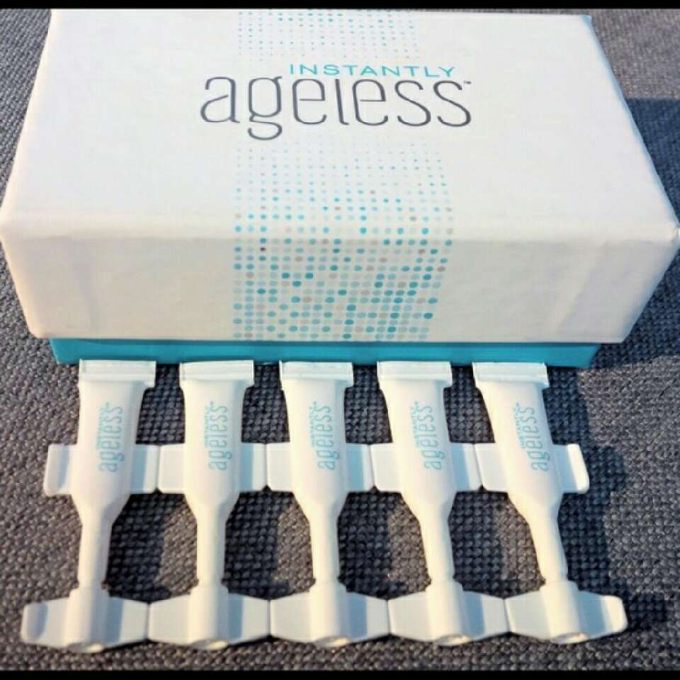 instant ageless some say botox in a bottle  5 vials only $25.00