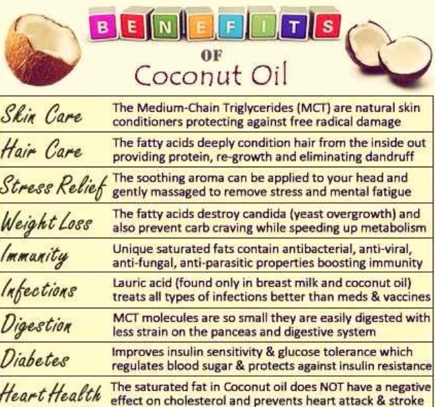 """Make sure you're buying """"unrefined"""" oil 👍😊✌🔝"""