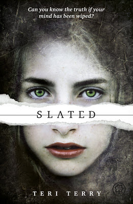 """The Slated series is my most recent favorite! This book is about the Government taking complete control after rioting tore apart their country.  Instead of putting young people in jail, they gave them a """"second chance"""" by erasing their memories and keeping close watch on them until one little slated girl changes it all. (Trilogy)"""