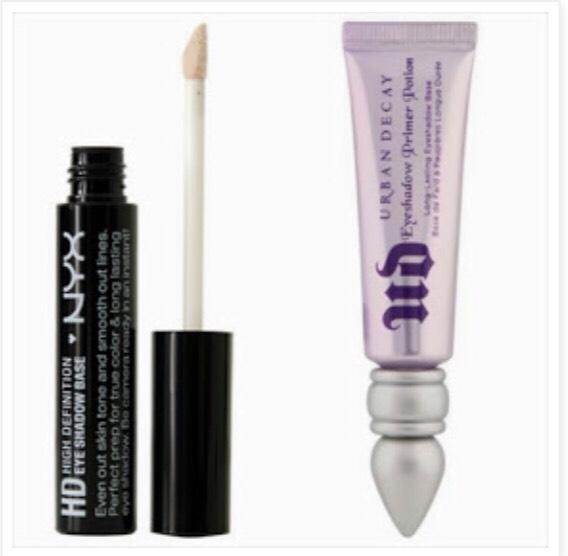 #2: Eyeshadow Primer