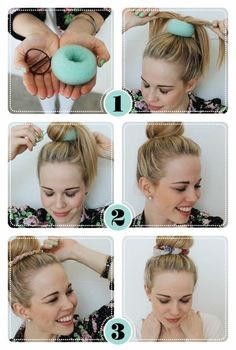 buns are too cute!! 🌸