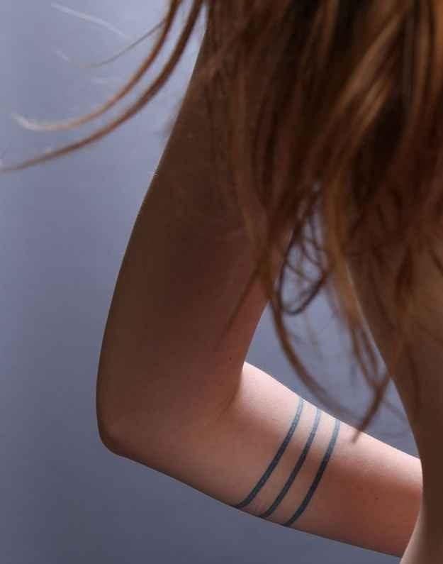 20.Wrapped around arm