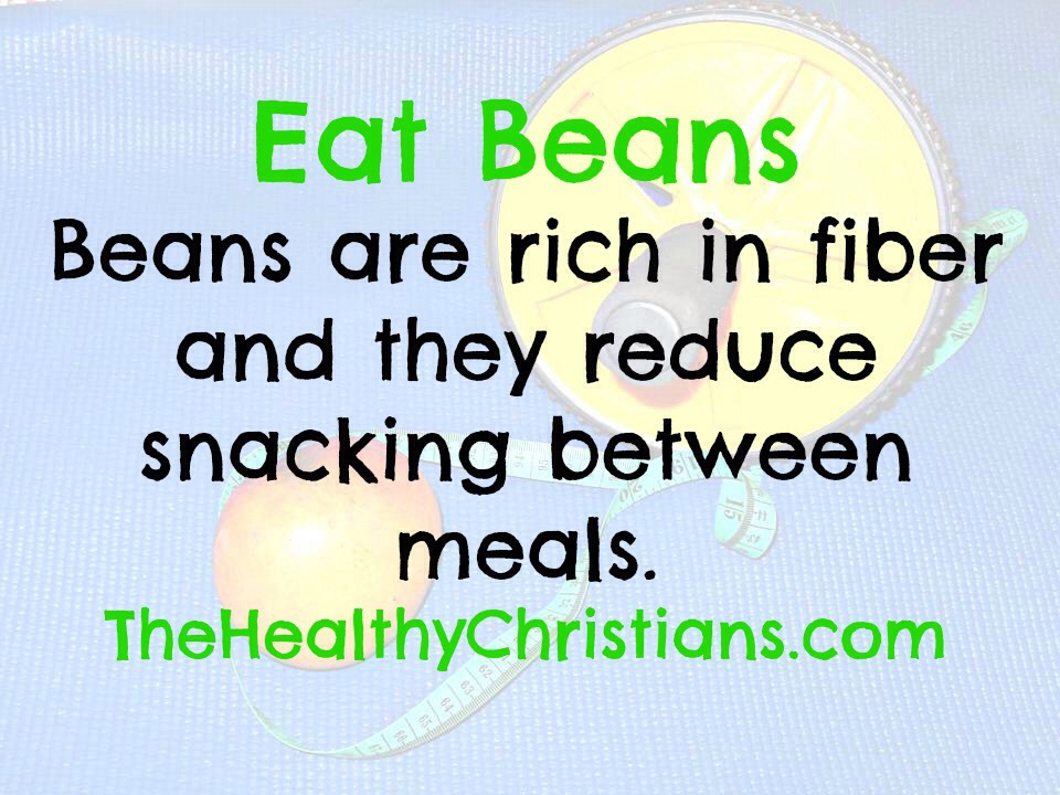 Eat those Beans!! Lol