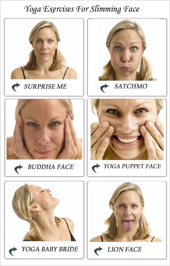 Face Yoga 😍