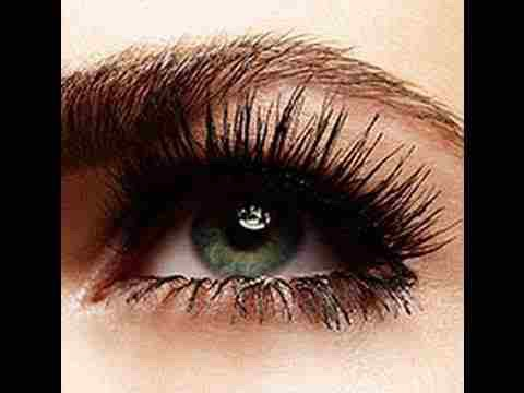 First, curl your eyelashes