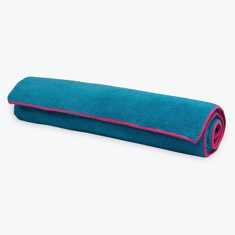 Gaiam Thirsty Yoga Mat TowelGaiam Thirsty Yoga Mat Towel($20)