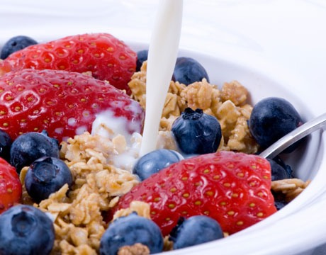 Don't Skip Breakfast.  Research shows eating breakfast helps you control your weight.Skipping breakfast can result in losing on essential nutrients.Missing meals also doesn't helo you lose weight.