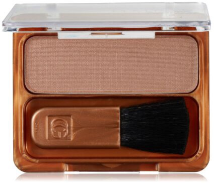 Next step is my Bronzer . I use Cover Girl Bronzer .