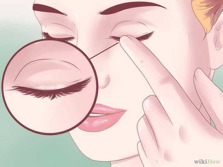 EYELASHES - By applying Vaseline to your eyelashes before bed daily, this can encourage growth and make your eyelashes longer and thicker. I've been trying this for weeks and I have noticed a remarkable improvement.