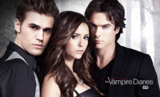 The Vampire Diaries! Who could say no to this gorgeous cast?