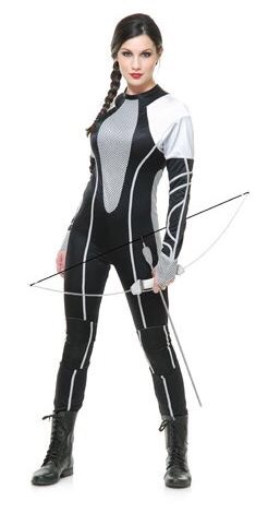 Quarter Quell Tribute Outfit (they sell these online so just look it up.)