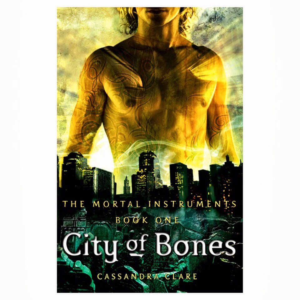 2. Is City Of Bones book is awesome it's cool and I think all ages will love the book.