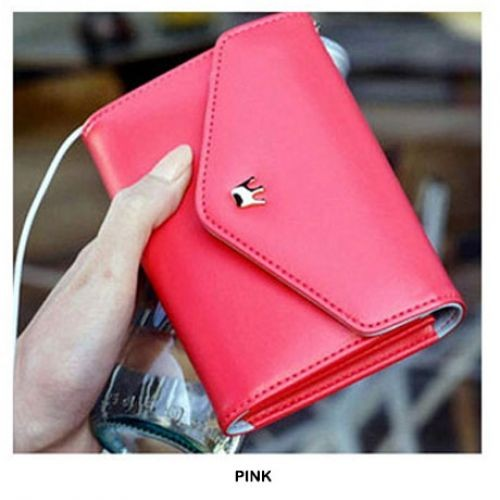 1. Crown smartphone wallet clutch - $10 available in 7 colors .Actual price is $50 and you save 80%. You can get them from mobstub.com