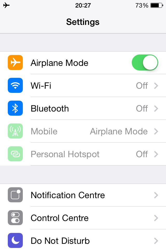 To make your phone charge twice as fast put it on airplane mode