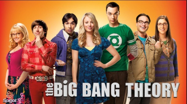 The Big Bang theory This is funny and just brilliant. It's a sitcom.
